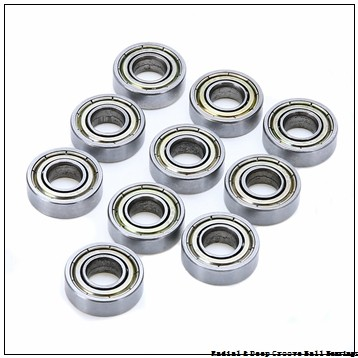 General 24121-77 Radial & Deep Groove Ball Bearings