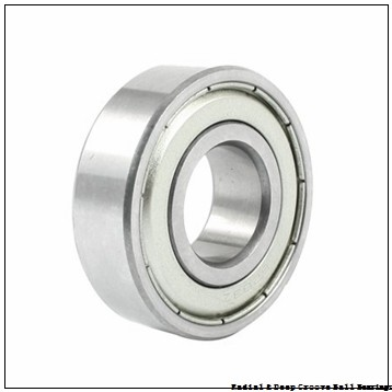 PEER 6014-2RS C3 Radial & Deep Groove Ball Bearings