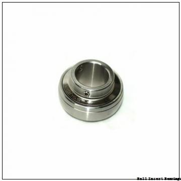 22,225 mm x 52 mm x 28,2 mm  Timken GYA014RRB Ball Insert Bearings
