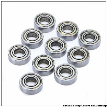 0.5000 in x 1.6250 in x 1.0000 in  Nice Ball Bearings (RBC Bearings) N6908BTNTG18 Radial & Deep Groove Ball Bearings