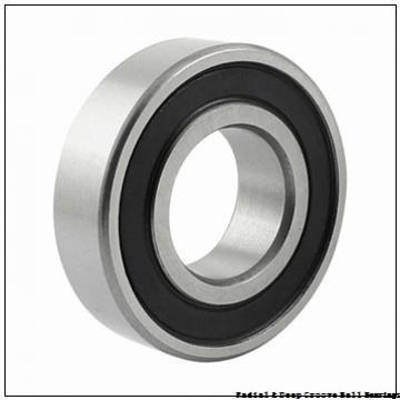 0.7500 in x 1.7500 in x 0.6250 in  Nice Ball Bearings (RBC Bearings) FSRM1256091BF18 Radial & Deep Groove Ball Bearings