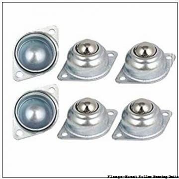 Rexnord ZB3207S Flange-Mount Roller Bearing Units