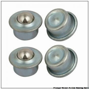 3-11/16 in x 9.3125 in x 15.0000 in  Cooper 02BCF311GR Flange-Mount Roller Bearing Units