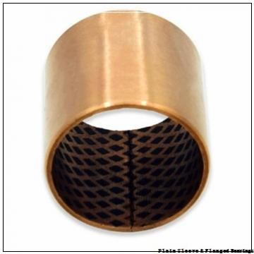 Bunting Bearings, LLC AA043006 Plain Sleeve & Flanged Bearings