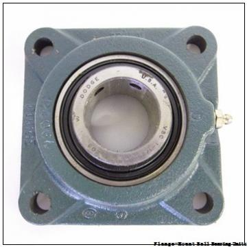 AMI MUCFBL206W Flange-Mount Ball Bearing Units