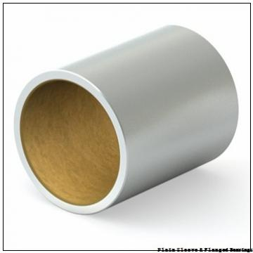 Bunting Bearings, LLC CB081118 Plain Sleeve & Flanged Bearings