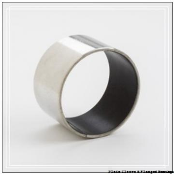 Bunting Bearings, LLC AA260502 Plain Sleeve & Flanged Bearings