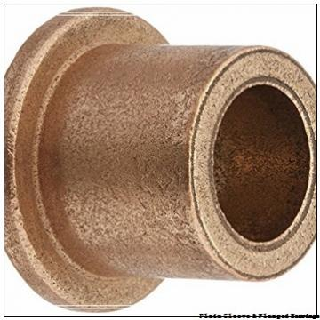 Bunting Bearings, LLC CB293542 Plain Sleeve & Flanged Bearings