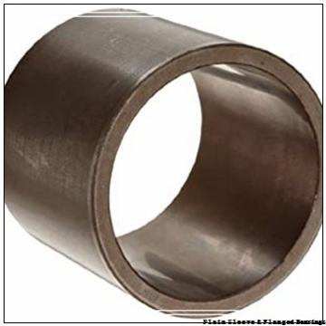 Bunting Bearings, LLC AA094601 Plain Sleeve & Flanged Bearings