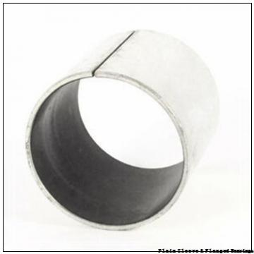 Bunting Bearings, LLC CB182228 Plain Sleeve & Flanged Bearings