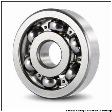 0.7500 in x 1.7500 in x 0.5000 in  Boston Gear (Altra) 1635DC Radial & Deep Groove Ball Bearings