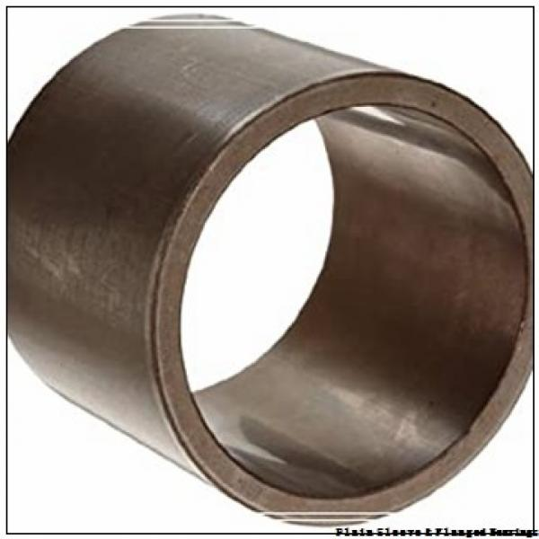 Bunting Bearings, LLC AA133403 Plain Sleeve & Flanged Bearings #3 image